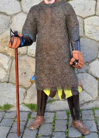 Chainmail Warrior Minecraft Skin - Skins fur minecraft 1 8