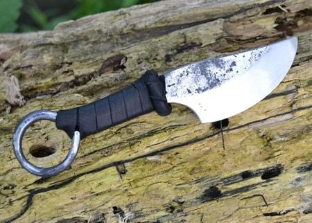 FORGED LITTLE KNIFE - wulflund com