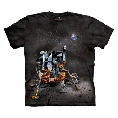 APOLLO LUNAR MODULE - Space - T-Shirt The Mountain