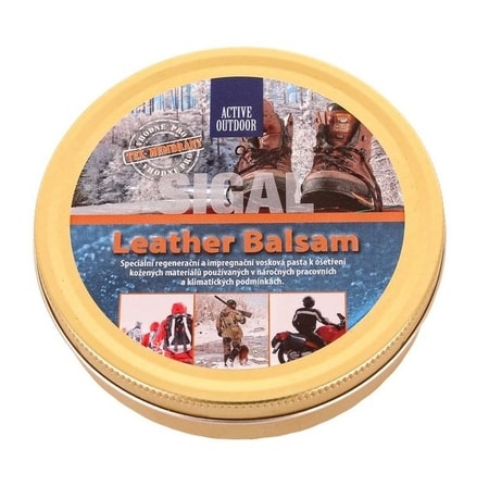 Active Outdoor Leather Balsam 100g