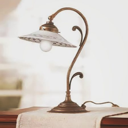 REPUBLICA LAMPE DE TABLE EN CÉRAMIQUE 2033-L