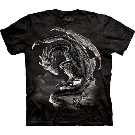 Bravery Misplaced, The Mountain, t-shirt