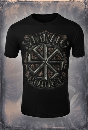 KOLOVRAT - SLAVIC POWER, MEN'S T-SHIRT