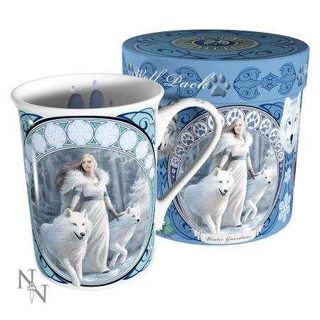 Winter Guardians Mug, Anne Stokes