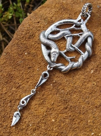 Tree snake pendant dpt 543 wulflund tree snake pendant dpt 543 aloadofball Gallery