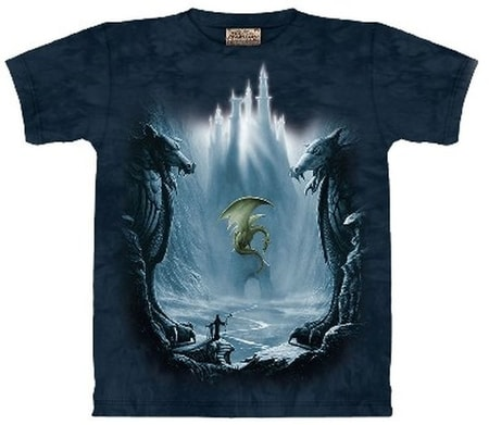 Lost Valley - Dragon Shirt Mountain