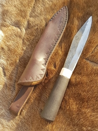 HEGRI, viking knife