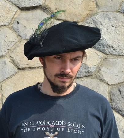 Renaissance Beret for Men
