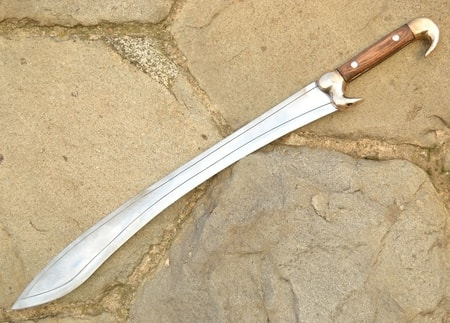 The Greek Kopis, sword