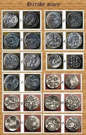 Celtic Coins Replicas Iron Age Gaul Britain Wulflund