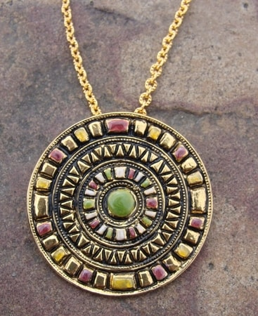 COSTIME JEWELRY PENDANTS, MEDIEVAL JEWELS WHOLESALE, CZ BEADS