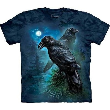 GOTHIC RAVENS, The Mountain, t-shirt