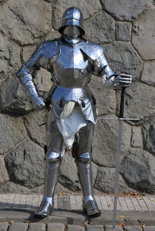 Suit of Armour, Germany, 1485, replica
