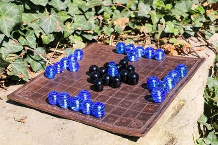 Glass Hnefatafl, Viking game, Birka grave 523