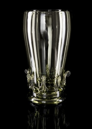 LOMBARDO, historical glass