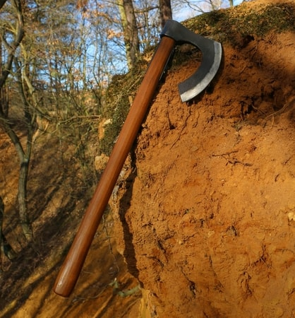 ROLLO, forged Viking Axe