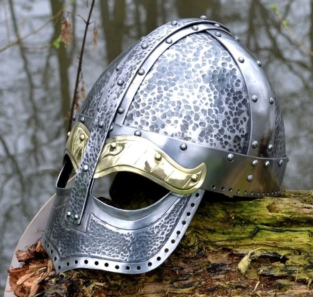BALDUR, Casque de viking