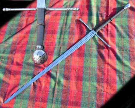 REGNIER, practise two handed sword