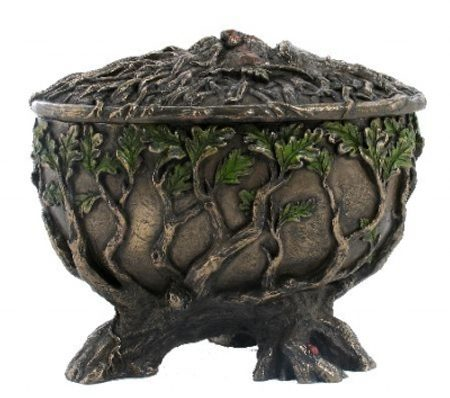 FORREST CAULDRON, box or dose
