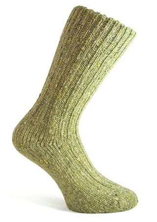 GREEN PLAINS, WOOLEN SOCKS, DONEGAL, IRELAND
