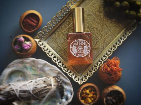 Minni, Norse Soul Collection, natural magic essence
