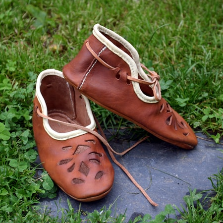 SLAVIC SHOES FROM OPOLE, POLAND
