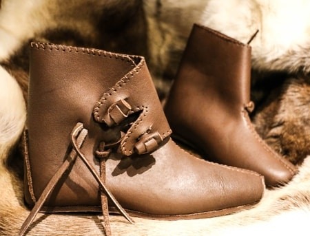 HEDEBY, early medieval boots - Vikings