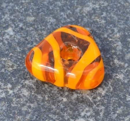 How to make Celtic Glass Bead