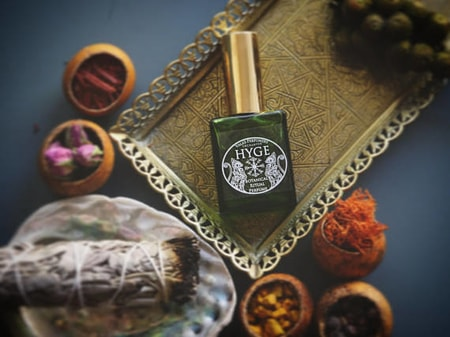 Hyge, Norse Soul Collection,  Botanical Ritual Essence