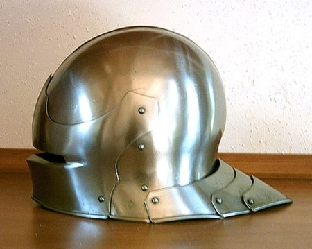MEDIEVAL AND GOTHIC SALLETS FOR SALE - HELMETS FOR SALE