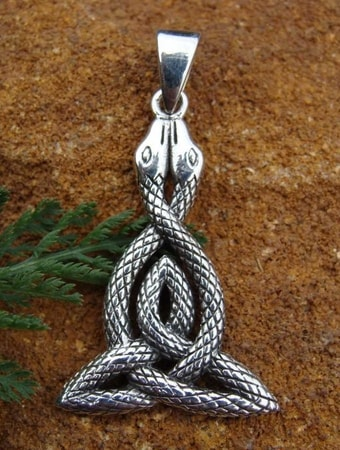 CELTIC SNAKES JEWELS