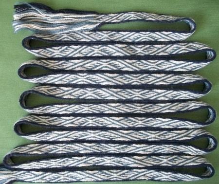 HEDDLE BELT - Tablet Woven Belt - wulflund.com