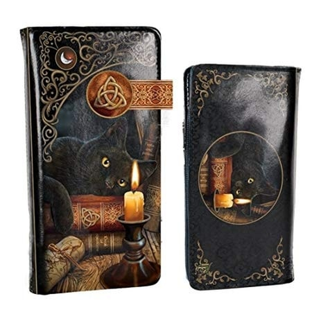 Witching Hour, Embossed Purse
