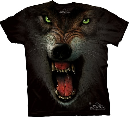 GRRRRR, The Mountain, t-shirt