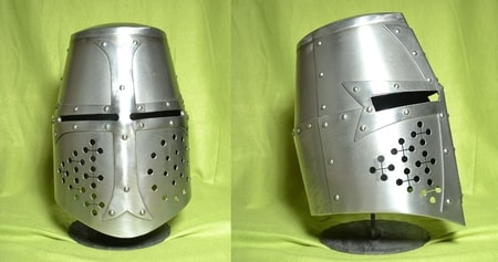 GREAT HELMS FOR REENACTING