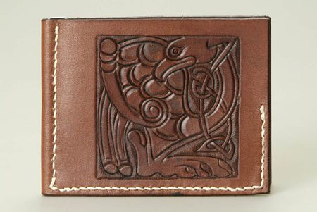 IRISH STYLE LEATHER WALLET