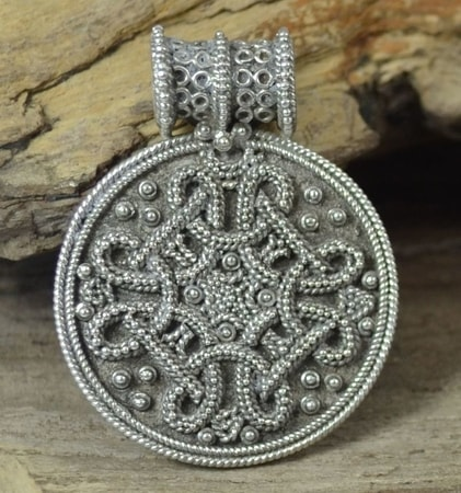 Viking Jewelry Replica Sterling Silver