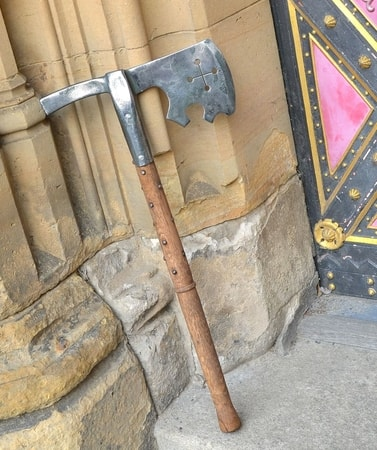 War Axe One Handed Smithy Replicas