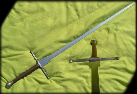 Fabri Armorum Jiri Krondak Swords Czech Federschwert, practical sword