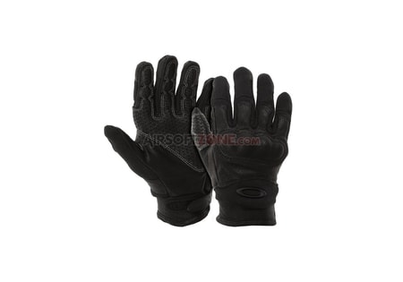 FR FAST ROPE GLOVES, OAKLEY, BLACK