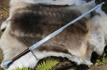 LOTHAR, pracstise long sword