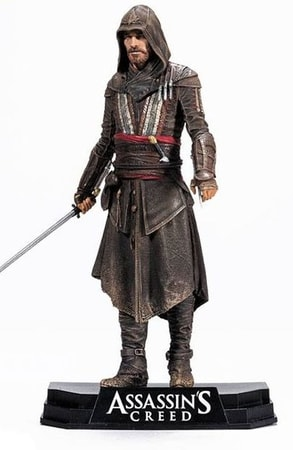 Assassin's Creed Color Tops Action Figure - Aguilar