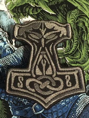 Military Patches - Infidel, Flags - wulflund com