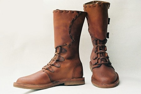 VIKING COMBAT WINTER SHOES
