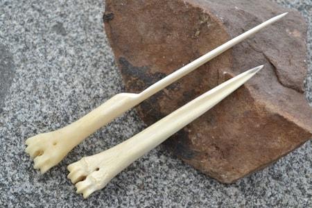Bone Awl For Leather Work Wulflund Com