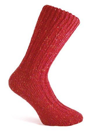 FLANNAGAN, woolen socks, Donegal, Ireland