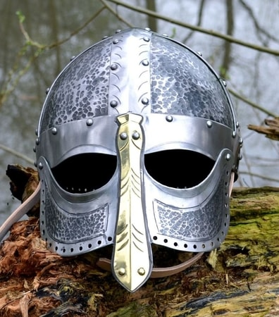 Viking Belt Gokstad Tin Green Leather Wulflund Com