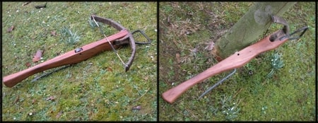 HISTORICAL CROSSBOW