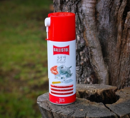 Ballistol H1 spray for food industry, 200 ml