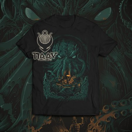 CULT OF CTHULHU MEN'S T-SHIRT